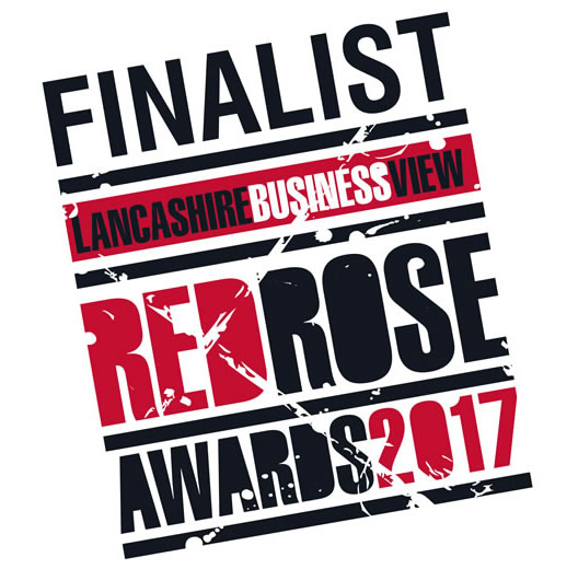 Finalist, 2017 Red Rose Awards